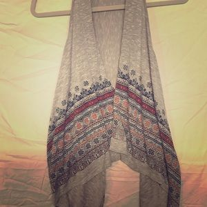 BOHO VEST! PERFECT FOR FALL!